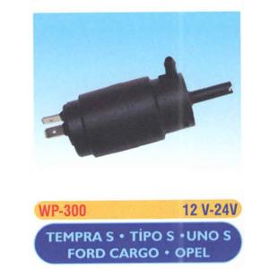 Cam Su Fiskiye Motoru Tempra S Tipo Uno S Siena Ford Cargo Tek Cikis 12v EMA WP 300 EMA