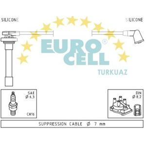 Buji Kablosu Cıvıc Crx-cıvıc Iı/3/ıv/v-ıntegra 1,2/1,3/1,4/1,5/1,6/1,8 16v EUROCELL BK 117