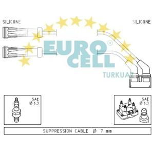 Buji Kablosu Megane I Scenıc 1,6ı K7m EUROCELL BK 184