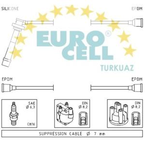 Buji Kablosu Vıtara 1,6 1988-1999 EUROCELL BK 191
