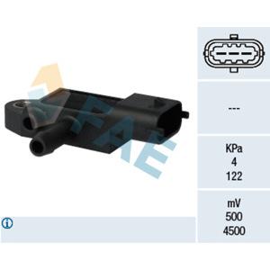 Egzoz Basınç Fark Sensörü 19dth Astra-h Vectra-c FAE 16104 FAE