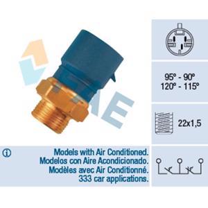 Fan Müşürü Klima (astra-f) FAE 38235 FAE