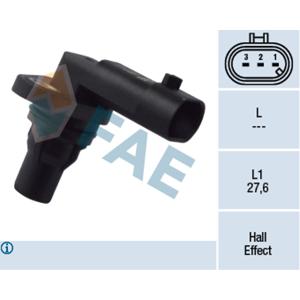 Eksantrik Devir Sensörü 20dtc Insignia FAE 79172 FAE