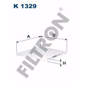 Polen Filtresi Kıa Rıo 3 11-> FILTRON K 1329 FILTRON