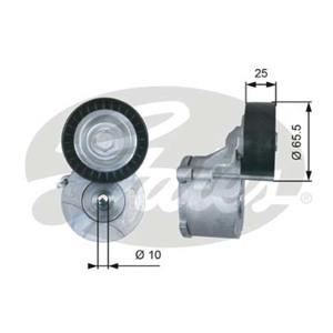 Fiat Doblo 1.3 D Multijet 2010-2019 Gates Alternatör Gergi Rulmanı UP1144595 GATES