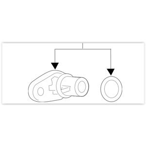 Krank Devir Sensörü Aveo-mokka-astra J-corsa D-e-adam-ınsıgnıa 1.4 A14net-a14xer GM 25195551 GM