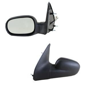 Dış Dikiz Aynası Elektrikli Sol Clio 94-98 Rot Mili Cam Vm-126ehl GVA 1014106 GVA