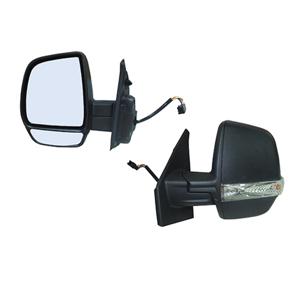 Dış Dikiz Aynası Elektrikli Sol Doblo 2011 Ortadan Sinyall(siyah Kapaklı)(6 Fişli-çift Cam)vm-669ehl GVA 1029178 GVA