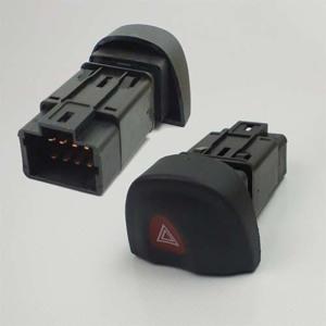 Dörtlü Flaşör Anahtarı Mgn I 8 Pin) GVA 8011021 GVA