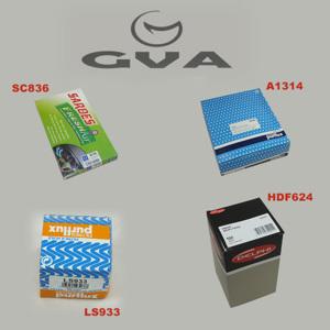 Filtre Seti Fluence 1.5 Dci 09> K9k 830-832-836 Bcs-152 Bcs-334 Bcs-336) GVA 8511560 GVA