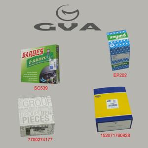 Filtre Seti Clio Iı 00>kng-exp-lgn-trafıc 01>mgn I 99>scenıc 00>vıvaro 06>1.6-1.4-16v K4m Bcs-13) GVA 8514160 GVA