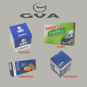 Filtre Seti Albea 1.3 Jtd 16v 03-12)-palıo 1.3 Jtd 16v 03-12 188 A 9.000 Bcs-07  Bcs-143) GVA 8521155 GVA