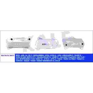 Şanzıman Yağ Sogutucu 6.vıtes Otomatık Caddy-golf-jetta-octavıa-passat-superb KALE 344415 KALE RADYATOR