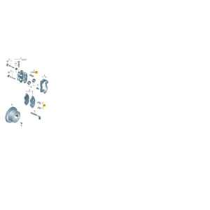 Fren Kaliper Lastiği Crafter-volt KRAFTVOLL TK 11405 YTT