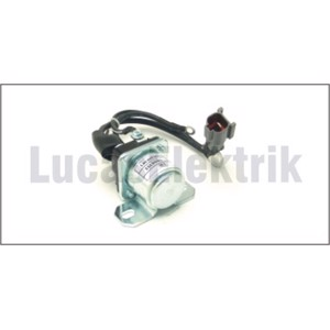 Marş Otomatiği Yardımcı 24v Canter LUCAS SSL9905 LUCAS