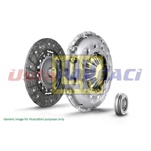 Fiat 500l 1.4 2012-2019 Luk Debriyaj Seti Rulmansız UP967605 LUK