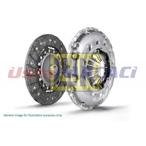 Fiat 500l 1.6 D Multijet 2012-2019 Luk Debriyaj Seti Rulmansız UP972099 LUK