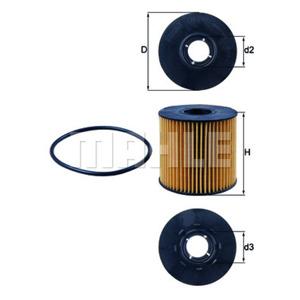 Yağ Filtresi Master Iı-3-movano 00-)trafıc Iı 03-)-lgn Iı 01-)-vıvaro(03- 2,2dti-2,2dcı-2,5dcı MAHLE OX210D MAHLE