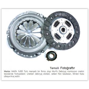 Debriyaj Seti Civic Vii Hatchback 2,0 Type-r 01>05 MAPA 015215 800 MAPA