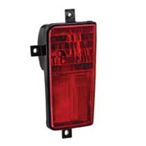 Arka TampÖn Reflektoru Sol Ducato Maxi 06-> MARS 510362 MARS