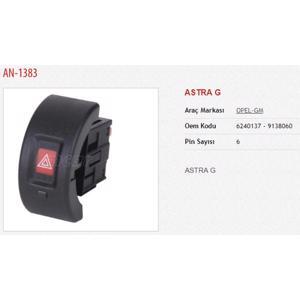 Flasor Anahtari Astra G  MCAR AN-1383 MCAR