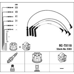 Buji Kablosu Rc-tx118 NGK 5383 NGK