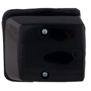 Plaka Lambasi Sol R12 Tn (siyah) PLEKSAN 2510-L PLEKSAN