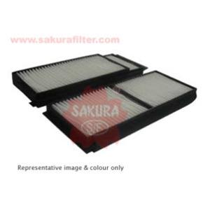 Polen Filtresi Seti Mazda 3 03->08 SAKURA CA1708 SAKURA