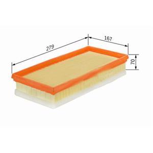 Hava Filtresi P307-p308-p3008-p5008-c4 2,0hdi SARDES SA2375 SARDES