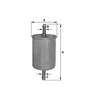 Benzin Filtresi Vectra A-astra F SARDES SF108 SARDES