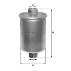 Yakıt Filtresi Lada Somunlu Benzin Filtresi SARDES SF130 SARDES