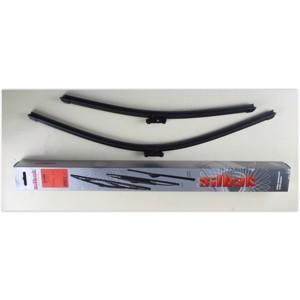 Silecek Süpürgesi 600/400mm Citigo-rapid-leon 3-toledo-polo Vi 11-> 10/11 SILBAK SB2416C2 SILBAK