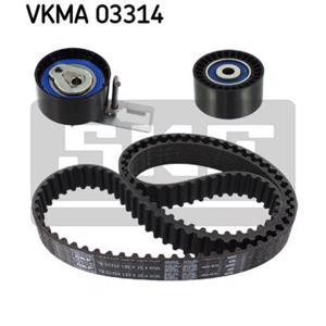 Eksantrik Rulman Kiti Triger Seti P206+(t3e)-p208-p207-ds3-c3 3 Dv4c Ford Fıesta 1.4tdcı Euro5 M SKF VKMA03314 SKF