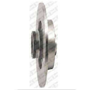 Arka Fren Aynası Poryalı C4 04> P207 06-> P307 00-> Ds3 09-> C3 Picasso 09-> 249x9x4dl) SNR KF15953U SNR
