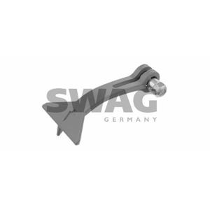 Motor Kaputu Rot Mili Mercedes Model 124  SWAG 10923915 SWAG
