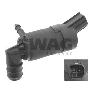 Cam Su Fıskıye Motoru Ön Transit Courıer 04 -> Focus 10 -> Tek Cıkıs SWAG 50945038 SWAG