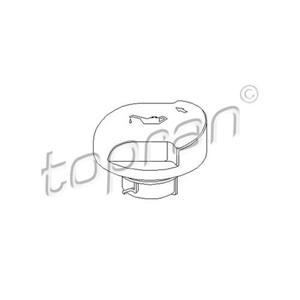 Motor YaĞ KapaĞi Astra F-corsa B-tigra 1.4i 16v- 1.6i 16v X14 TOPRAN 201298755 TOPRAN