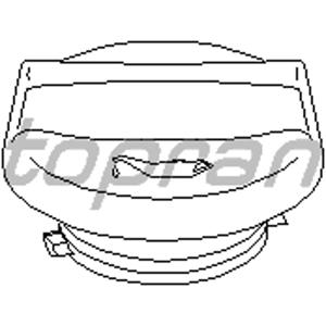 Motor Yağ Kapağı Agıla 00-07)-astra F-g-h-calıbra A-combo-corsa B-c-d-omega B-vectra A-b-c-zafıra TOPRAN 205210755 TOPRAN