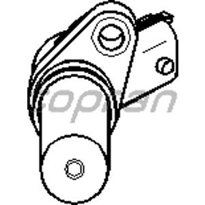 Krank Mil Sensörü Astra G 1.2 16v-astra H 1.2-corsa C 1.0-1.2 00>-corsa D 1.0-1.2-1.4 06> TOPRAN 206202466 TOPRAN