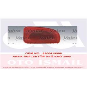Arka TampÖn Reflektoru Sağ Kango 09--> VALEO 043638 VALEO