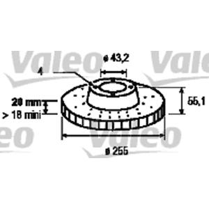 Ön Fren Aynası Tk Yarıs 99-05 1,0ı 1,3ı 1,4 D-4d 1,5 Vvti Yarıs 01-05 1,0ı 1,3vvti 1,4 D-4d Yarıs VALEO 186766 VALEO