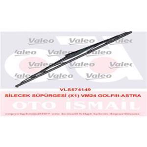 Silecek Süpürgesi 475mm Golf3-astra G-focus 4k Yt) VALEO 574149 VALEO