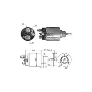 Marş Otomatiği 12v Ducato 2,5d ZM 0977