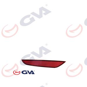 Arka TampÖn ReflektÖrÜ Sol Golf 6 UP581123 GVA