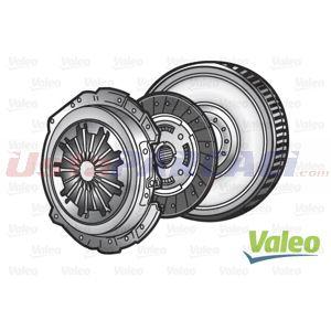 Audi A3 1.8 T Quattro 1996-2003 Valeo Debriyaj Seti Volanlı Kit UP1513675 VALEO