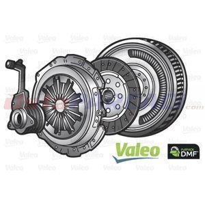 Audi A3 2.0 Tfsi Quattro 2003-2012 Valeo Debriyaj Seti Volanlı Kit UP1410915 VALEO