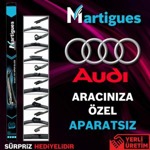 Audi A3  Muz Silecek Takımı (2013-2017) UP433225 MARTIGUES