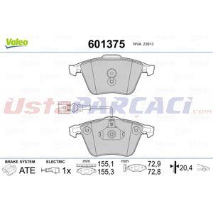 Audi A3 Sportback 1.2 Tsi 2004-2013 Valeo Ön Fren Balatası UP1414490 VALEO