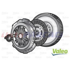 Audi A4 1.8 T 2004-2008 Valeo Debriyaj Seti Volanlı Kit UP1425135 VALEO