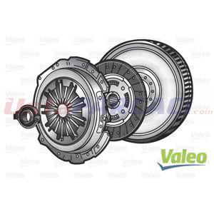 Audi A4 Cabrio 2.0 2002-2009 Valeo Debriyaj Seti Volanlı Kit UP1425822 VALEO